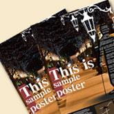 【ポスターのデザイン】見られる・読まれるポスター作成のポイント4