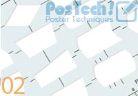 ポスターのデザインは、テンプレートを活用すると効率的!