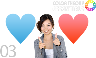 【色彩効果】知っておきたい寒色・暖色系の知識と色の雑学